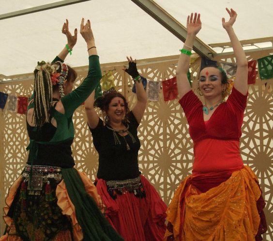 American Tribal Style Belly Dance, it's back in 2013!