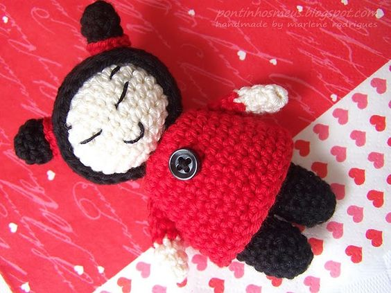 Pucca! We need to make these Voodoo!