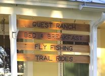 Long Hollow Ranch - Sisters Oregon Guest Ranch Bed & Breakfast