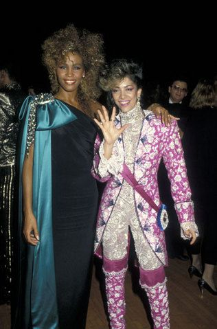 Whitney Houston & Sheila E