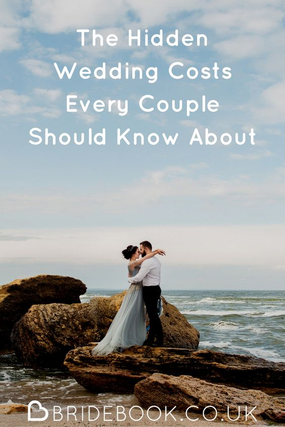 Hidden Wedding Costs Every Couple Needs To Know About
