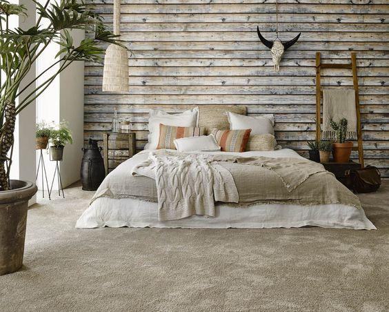 Zachte materialen zijn onmisbaar in de nieuwste woontrends. Parade Touch tapijt wil je aanraken, zo zacht is het.:
