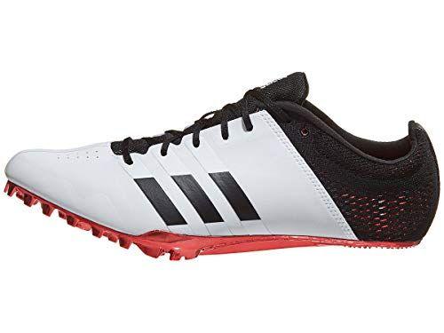 Adidas Adizero Finesse Spike Shoe Unisex Track Field White Track And Field Spike Shoes Spikes Running Shoes