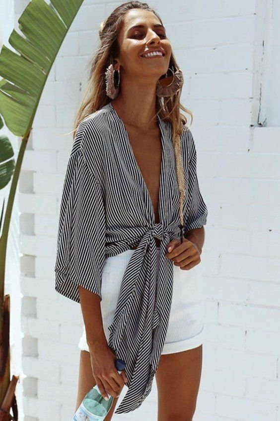 The Best Trending Beach Outfits This Season | Fashion