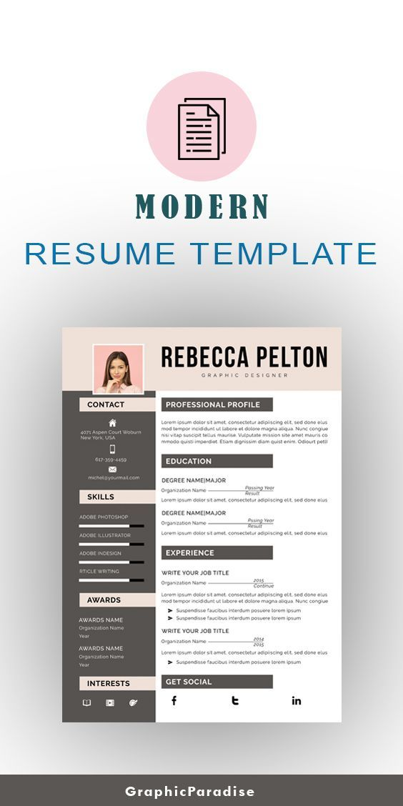 9 How To Resume Job Student List In 2020 Resume Template Resume Template Professional Modern Resume Template