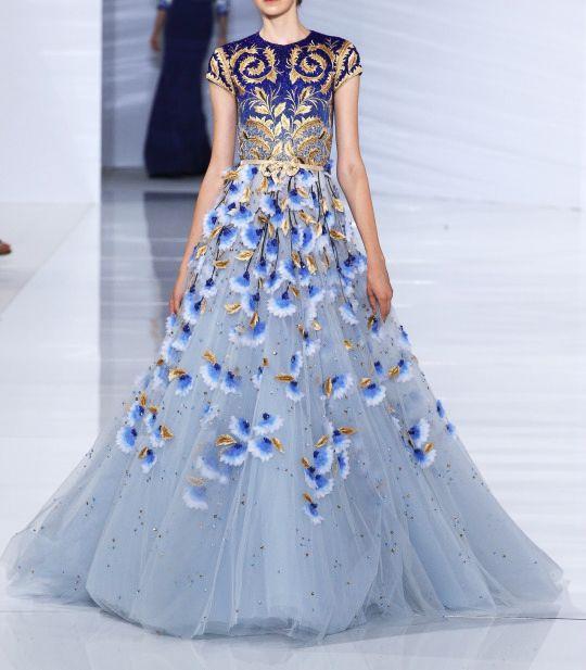 "the-moth-princess: "" Georges Hobeika Haute Couture """