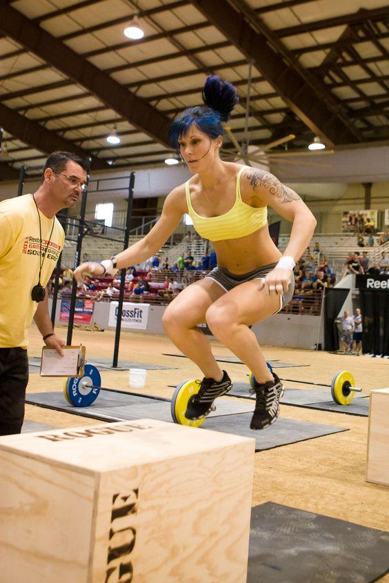"""@Heather Lutz - Shana Alverson - 5'4"""" 135#"""