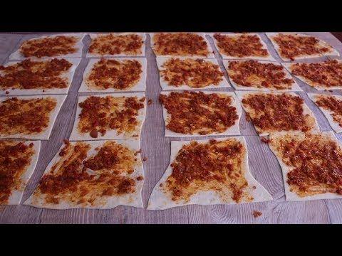 أسهل طريقة في العالم لتحضير مسمن بالبصل و الشحمة مورق و في أقل وقت ممكن Food Breakfast Bacon