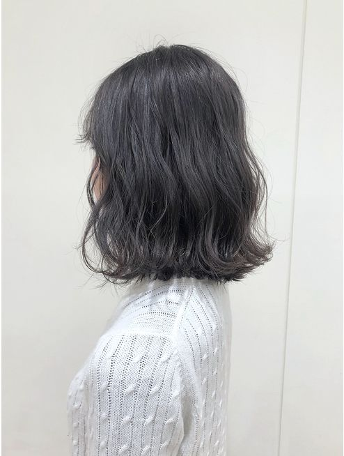 Morio坪井 ケアブリーチ 濃いめグレージュ L047430481 モリオ