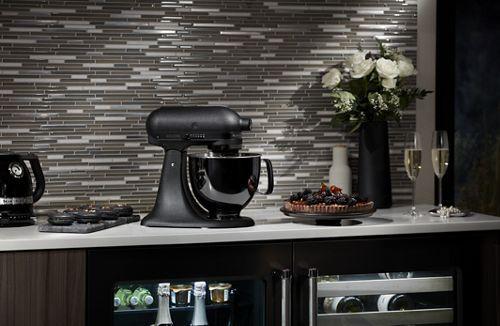 Artisan Black Tie Limited Edition 5 Quart Tilt Head Stand Mixer