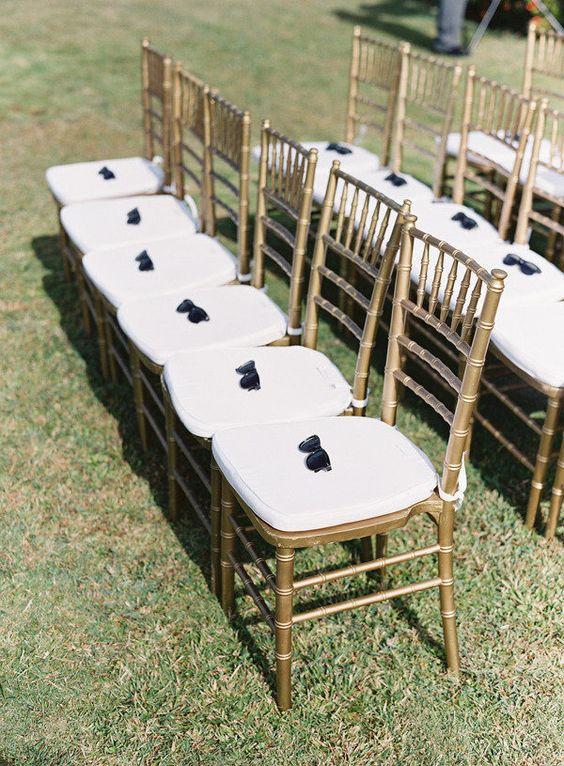 10 Summer Wedding Ideas We Love  Read more - http://www.stylemepretty.com/2013/07/10/10-summer-wedding-ideas-we-love/