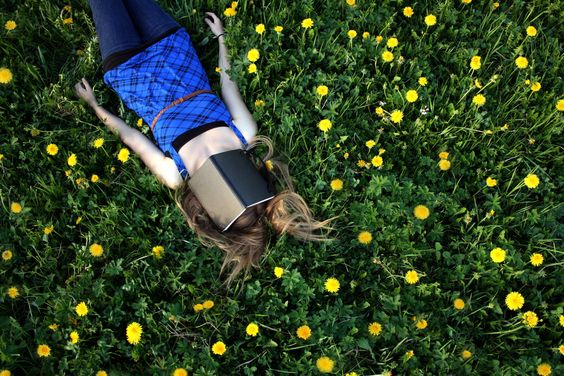 book flower: