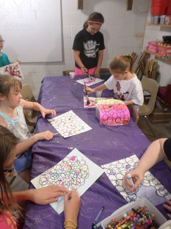 Paint Camp