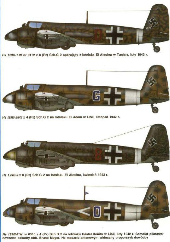 henschel hs 129 douglas - photo #32