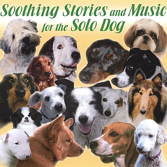 Debi Weldon - Soothing Stories & Music For The Solo Dog, Green