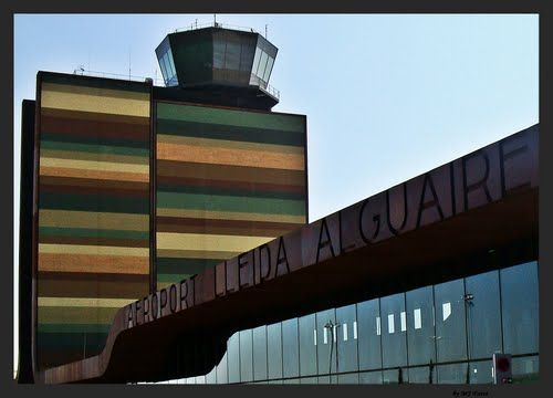AEROPORT LLEIDA ALGUAIRE  por M.J. PARES