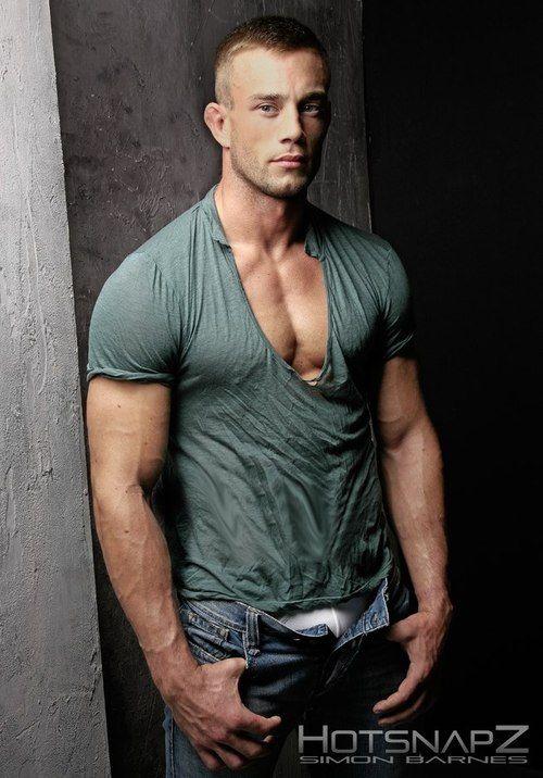 Guy: Eye Candy, Beautiful Men, T Shirt, Masculine Beauty, Men S, Hot Guys, Hot Men