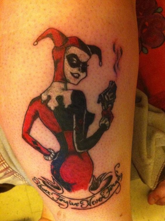 Pinterest the world s catalogue of ideas for Sweeney todd tattoo