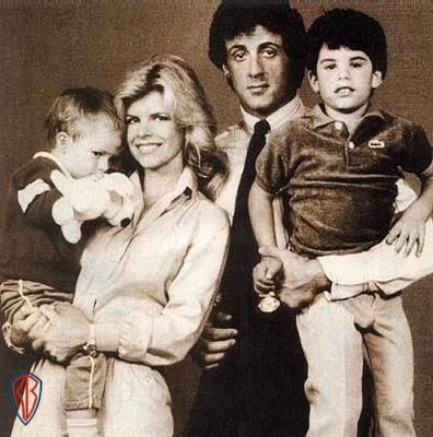 Image result for sylvester stallone and sasha czack