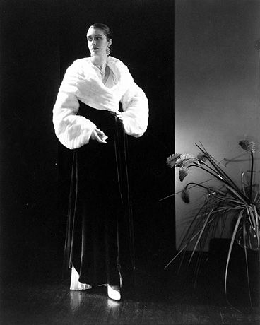 Marion Morehouse by Edward Steichen. Image via Pinterest.