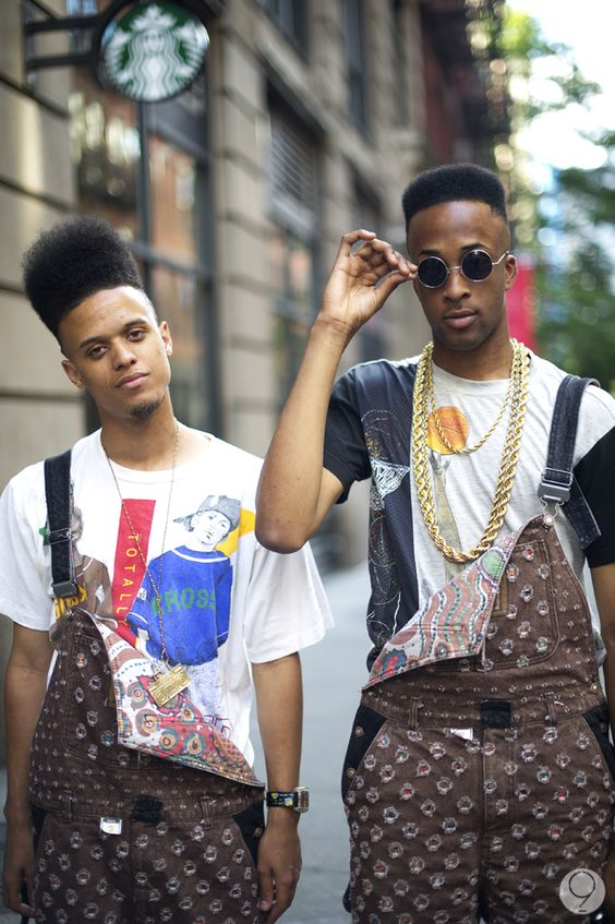 Just Awesome Bring Back 90s Black Fashion The Fresh
