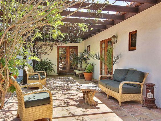 Alquiler de vacaciones casa Montecito