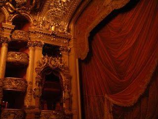 Champagne & Macarons: The Palais Garnier