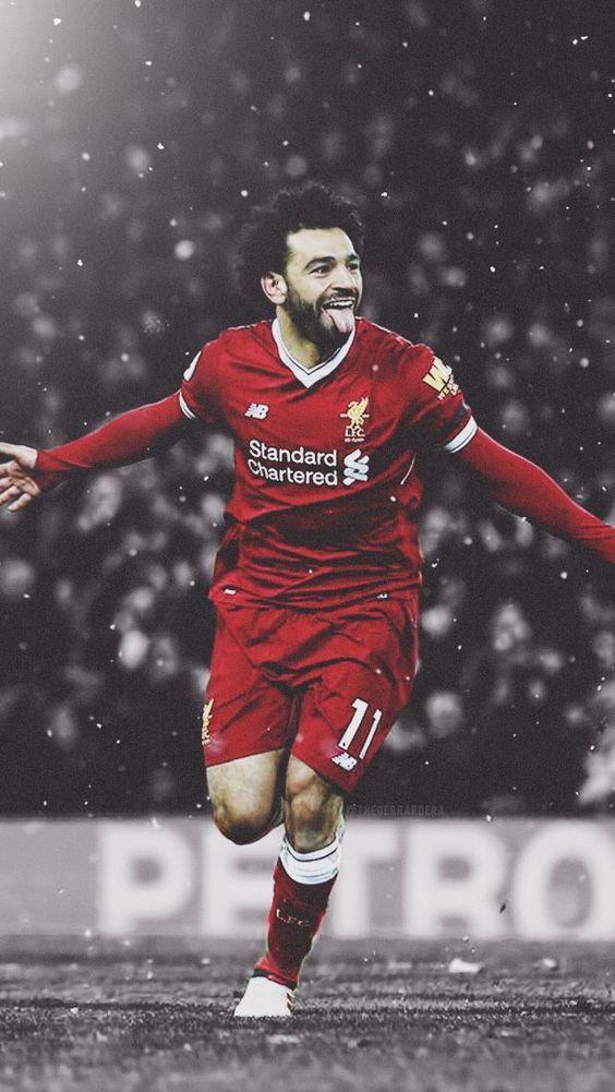 خلفيات محمد صلاح للهاتف Mohamed Salah Liverpool Wallpaper