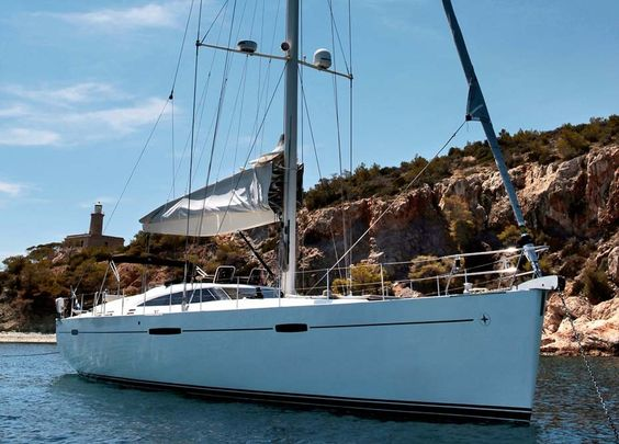 Charter sailboat Gianetti Star 64, 5 cabins, 10 berths. Available for charter in Greece.