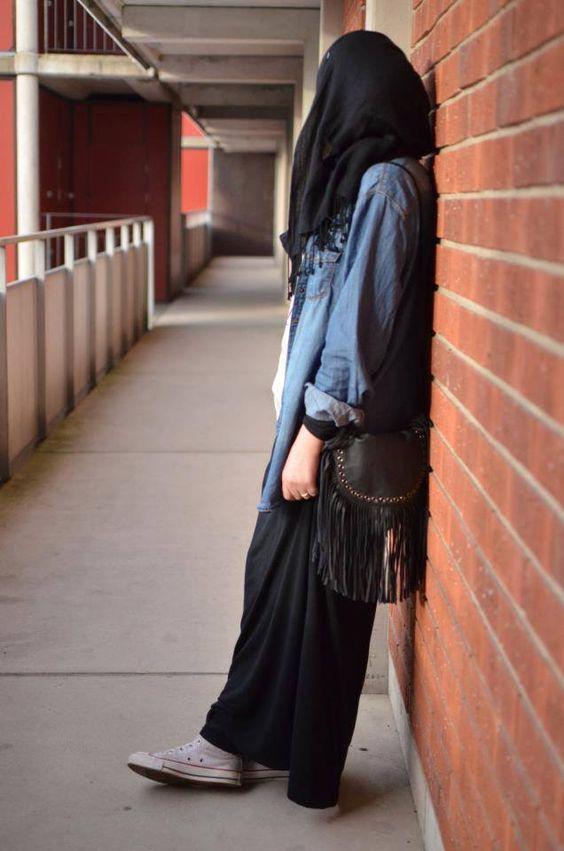 Swag Girl Hijab 2017