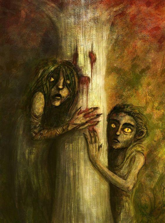 Los Hijos del Bosque, por Aeon Delirium