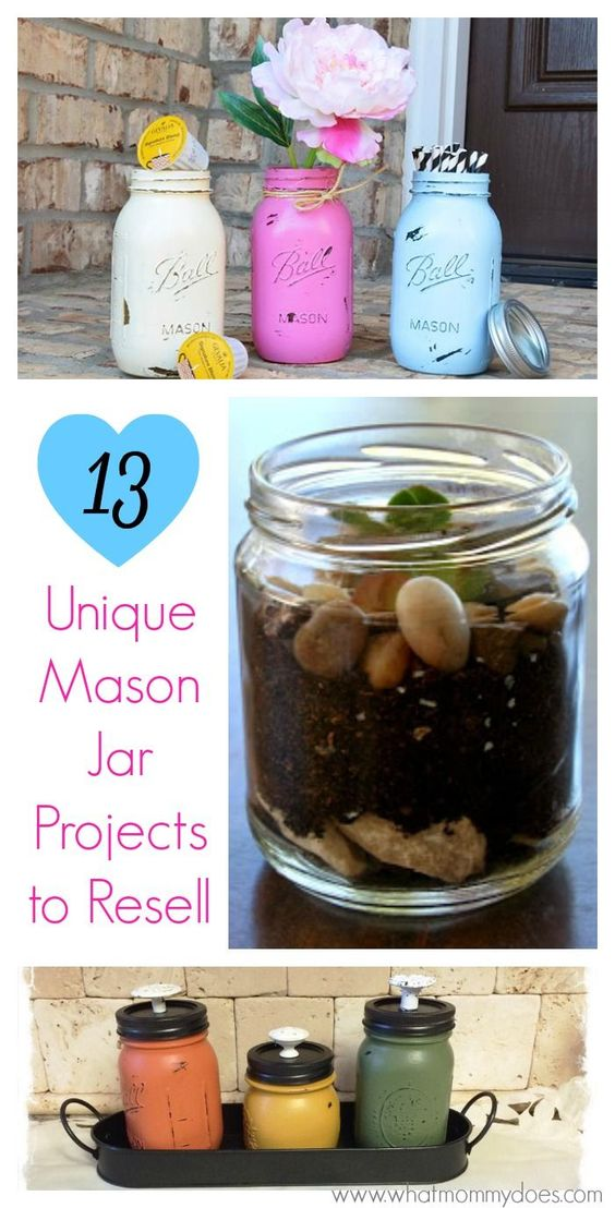 Extra cash crafts to make and mason jar crafts on pinterest for How do i sell my crafts online