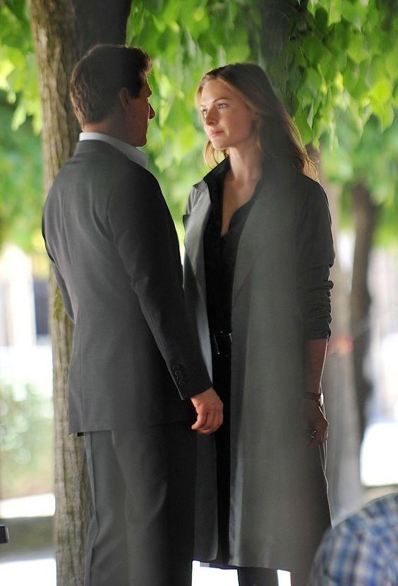 Ilsa Faust — rebeccalouisaferguson: Tom Cruise and Rebecca...