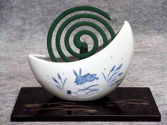 Case of mosquito coil