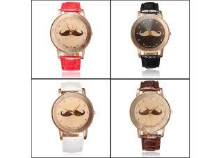 Montre moustache 11€90 http://www.lamalleauxaffaires.fr/1168-montre-moustache.html