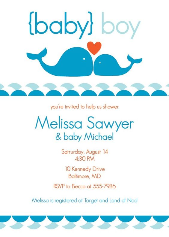 for an ocean themed or whale themed baby shower i love baby showers