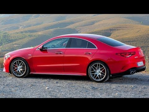 All Cars New Zealand Video 2020 Mercedes Amg Cla 45 S 4matic Powerf Compact Sports Cars Mercedes Amg Amg