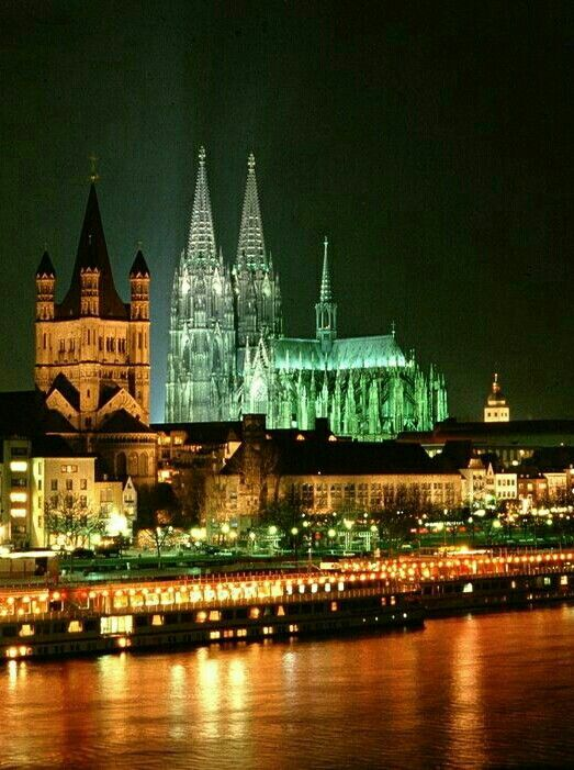 Cologne Germany Stadt