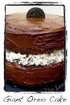 The Londoner: Double Stuffed Oreo Cake