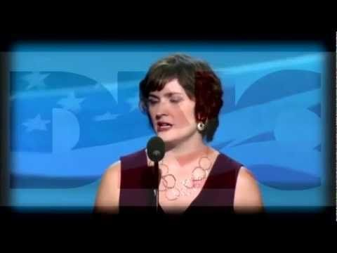 Sandra Fluke gives a fantastic speech on abortion, contraception and women's rights at the 2012 DNC.