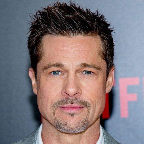 17 Best Brad Pitt Beard Styles 2020 Guide Brad Pitt Brad Pitt Beard Beard Styles