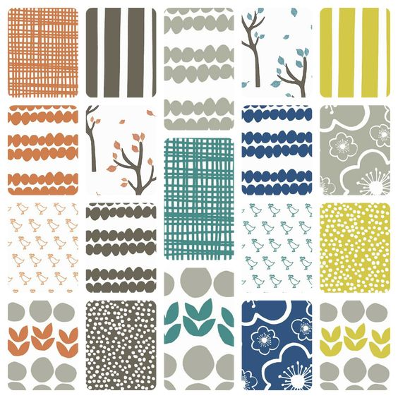 Bella by Lotta Jansdotter ~ Giveaway and Coupon from Contemporary Cloth — Fresh Lemons Modern Quilts: Baby Boy Quilts, Cloth Fresh, Bella Lotta, Lotta Jansdotter, Bella Fabric, Collecting Bella, Jansdotter Giveaway, Bella Collage3 Png