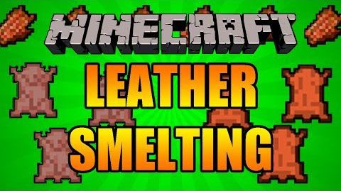 Yet Another Leather Smelting Mod 1.9/1.8/1.7.10 : Yet Another Leather Smelting Modadds a crafting recipe that allows you to craft 5x Rotten Flesh into 1x Patchwork Flesh, and a smelting recipe that allows you to smelt Patchwork Flesh into Leather.Experience gained from smelting is 0.35, equivalent to cooking raw beef into steak.  #Minecraft164Mods #Minecraft1710Mods #Minecraft172Mods #Minecraft18Mods #Minecraft188Mods #Minecraft189Mods #Minecraft19Mods #YALSMMod