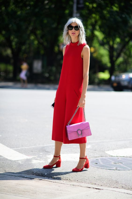 The Best Street Style at New York Fashion Week: