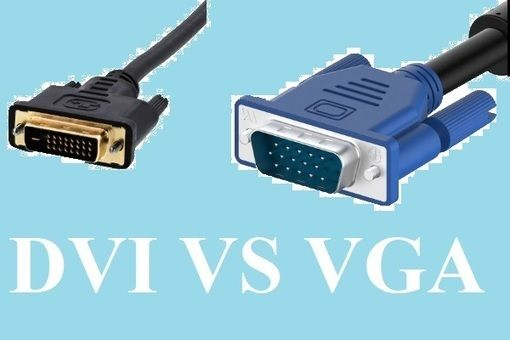 Dvi Vs Vga What S The Difference Between Them Computer And Technology In 2020 Dvi Vga Best Home Automation System