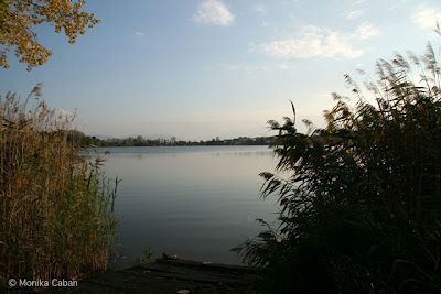 Cana lake, Kosice, Slovakia