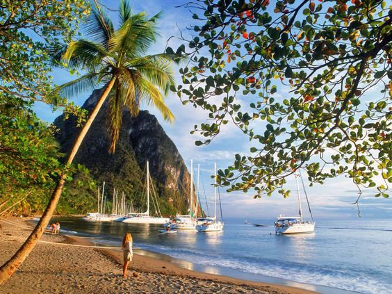 St. Lucia: The sweet life