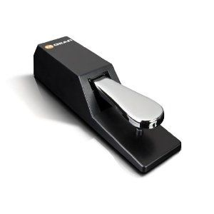 M-Audio SP-2 Sustain Pedal with Piano Style Action for Keyboards $13