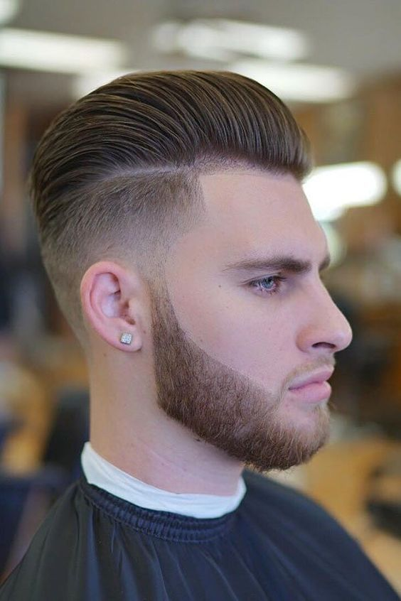 25 Stylish And Trendy Groom Hairstyles Stylishgroom Crazyforus Groom Groomhairstyles Hairstyl Mid Fade Haircut Mens Hairstyles Undercut Pompadour Haircut