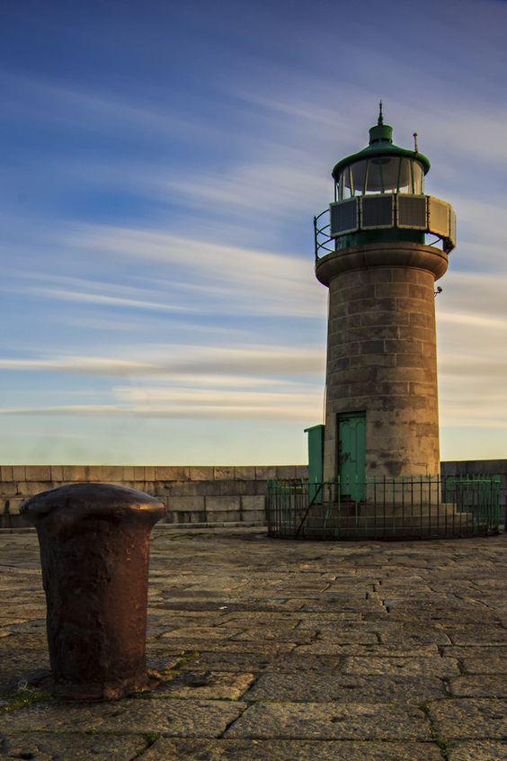 Lighthouse by Grzegorz Wanowicz on 500px